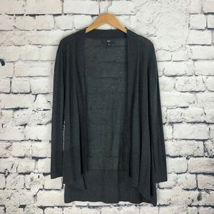 Mossimo Open Front Cardigan
